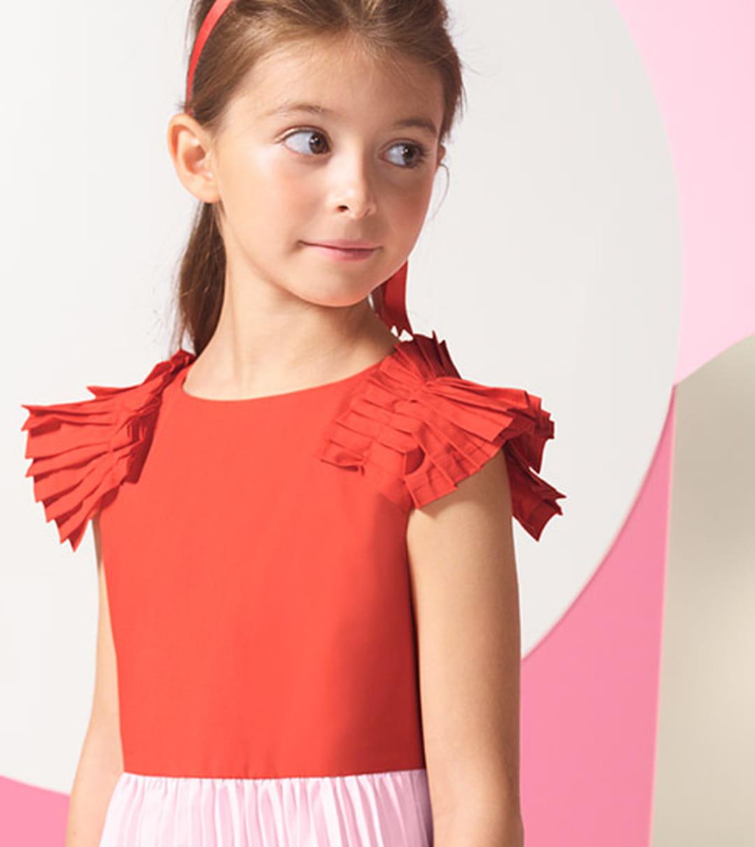 Robe-rose-rouge-jacadi