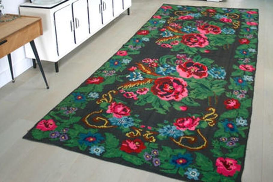L'objet du désir : le tapis kilim chez Retour de chine