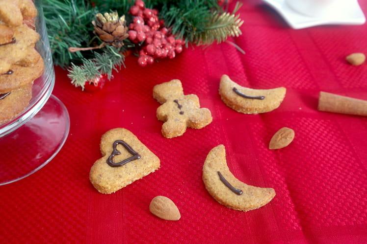 Biscuit à la cannelle et à la patate douce