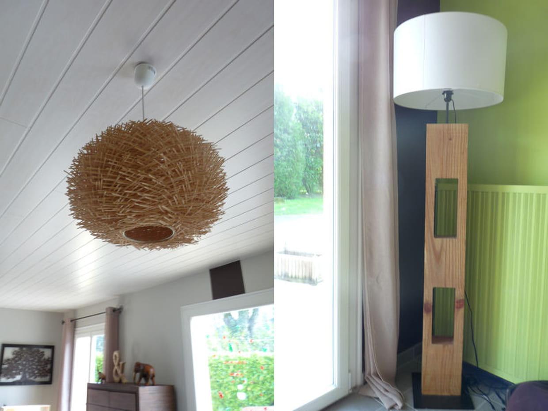 des luminaires nature. Black Bedroom Furniture Sets. Home Design Ideas