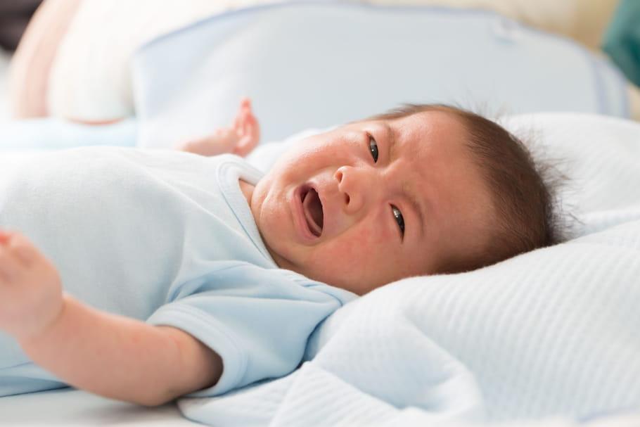 Bébé a la diarrhée: que faire?