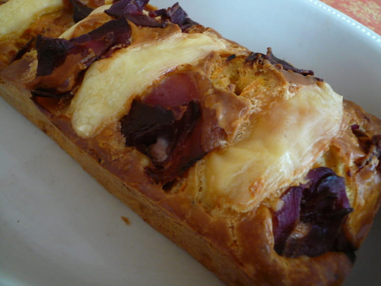 Recette Cake Raclette Jambon