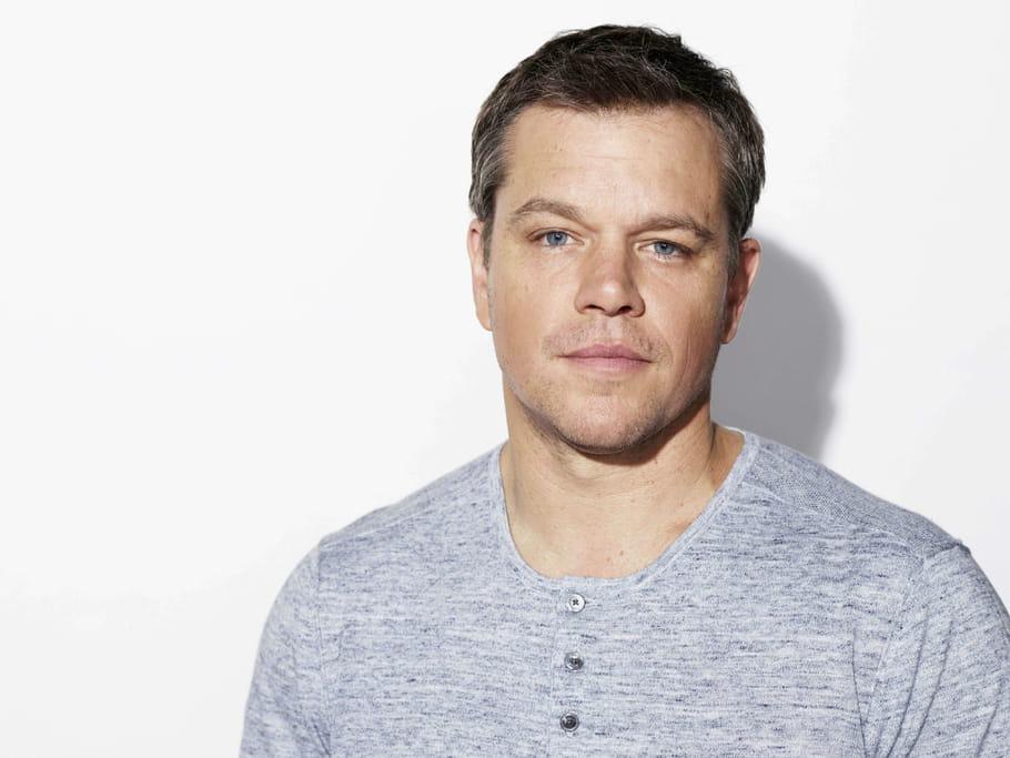 4e : Matt Damon