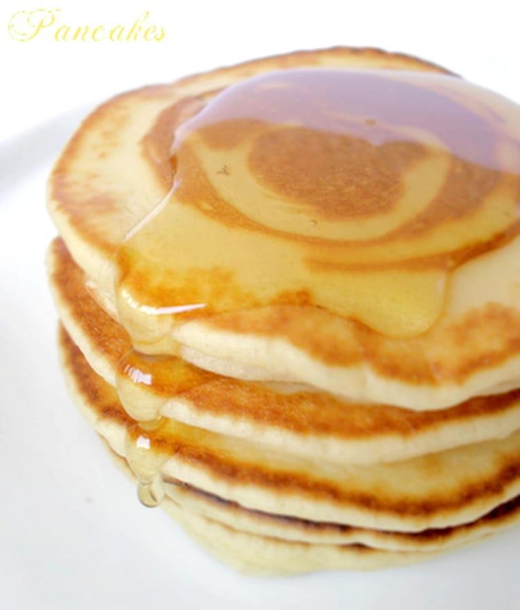 Recette de Pancakes gourmands : la recette facile
