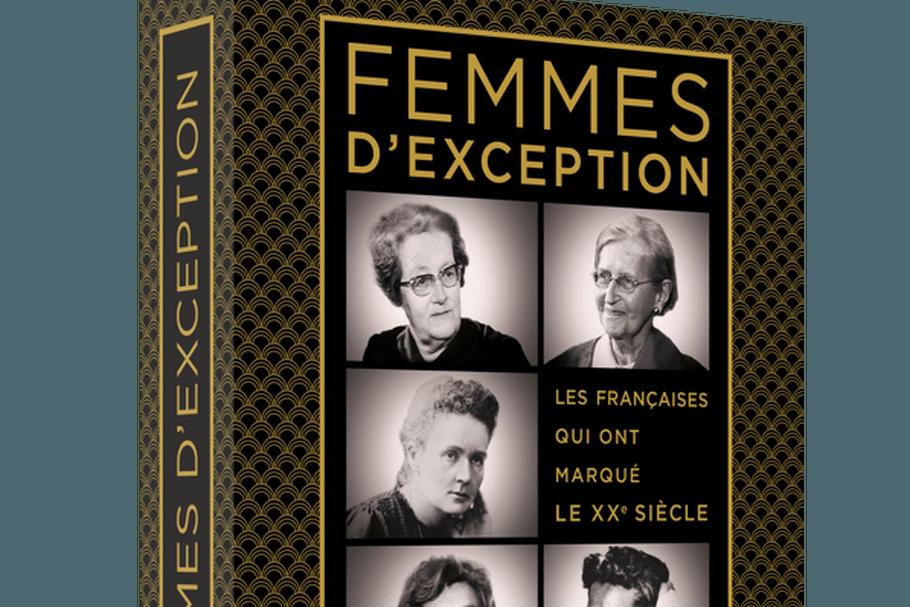 Femmes d'exception : un coffret DVD pour mettre des personnalités françaises à l'honneur