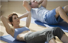 pour maigrir durablement, l'exercice physique s'impose.