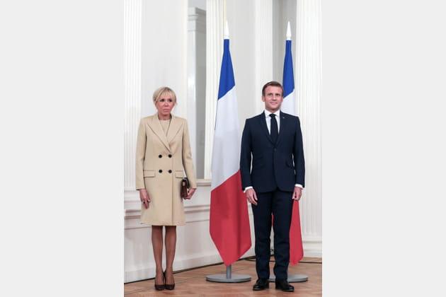 Brigitte Macron le 29septembre 2020