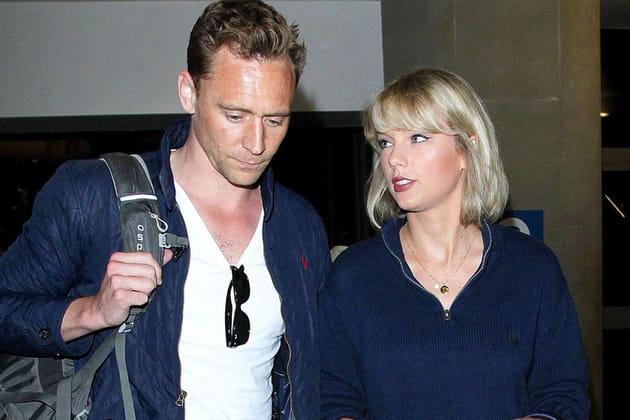 Taylor Swift et Tom Hiddleston