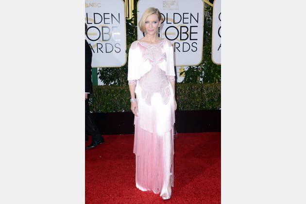 Cate Blanchett le 10janvier 2016