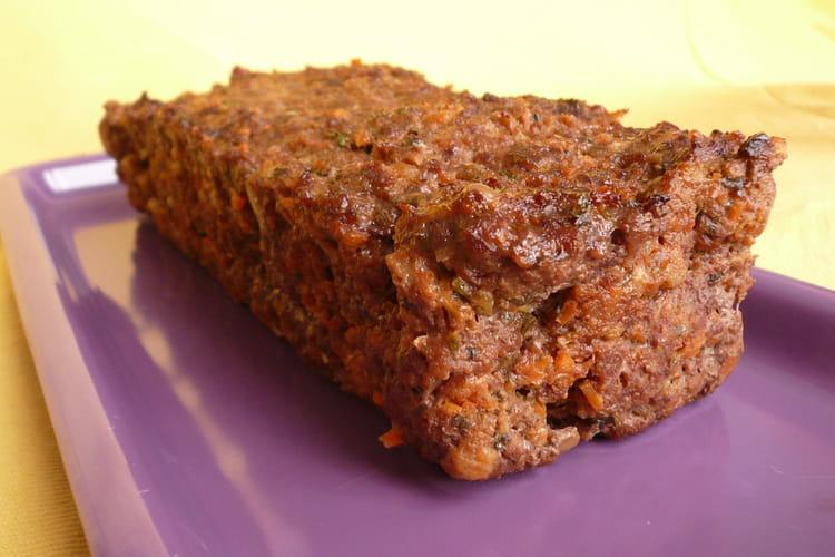 Pain de viande (Meat Loaf)