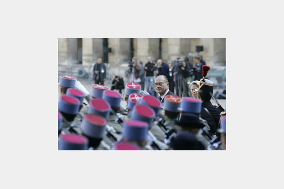Jacques Chirac : la droite divisée