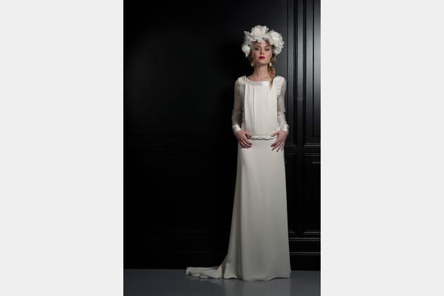 Robe de mariée Ophélie, Leutellier Tesson