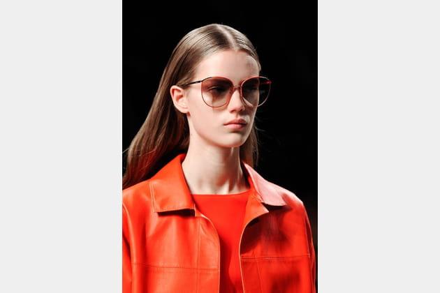 Les lunettes colorées de Max Mara