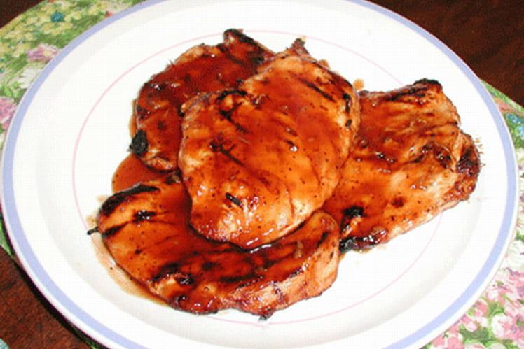 Recette de blancs de poulet grill s la recette facile - Comment cuisiner des blancs de poulet ...