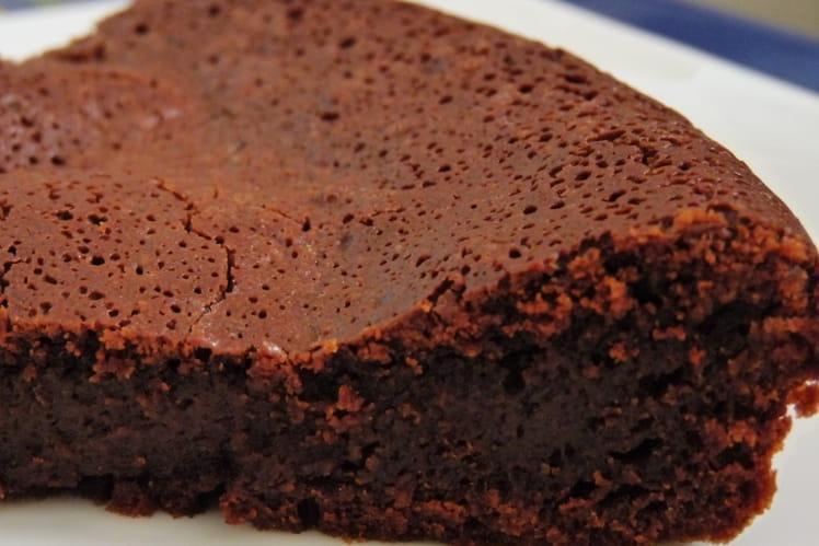 Moelleux au chocolat, extraits de vanille et de café