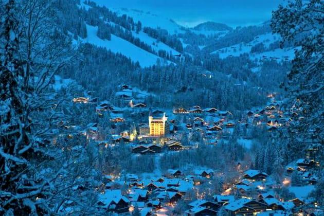 Les hôtels de Gstaad, un rêve éveillé
