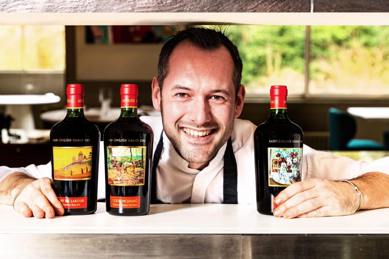 David Gallienne (Top Chef 2020) sillonne les marchés normands avec son food truck