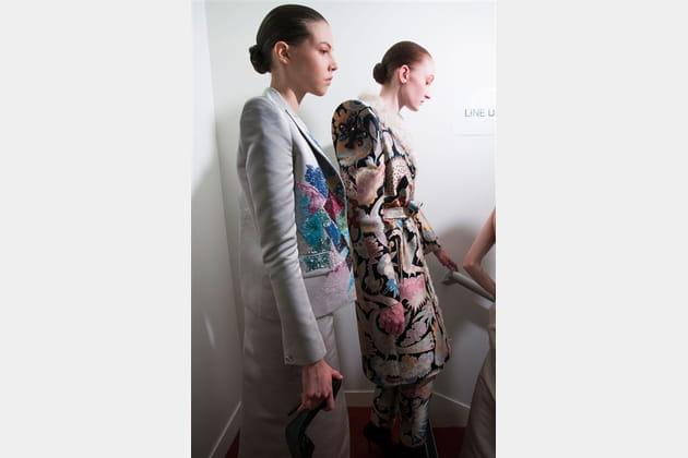 Schiaparelli (Backstage) - photo 44