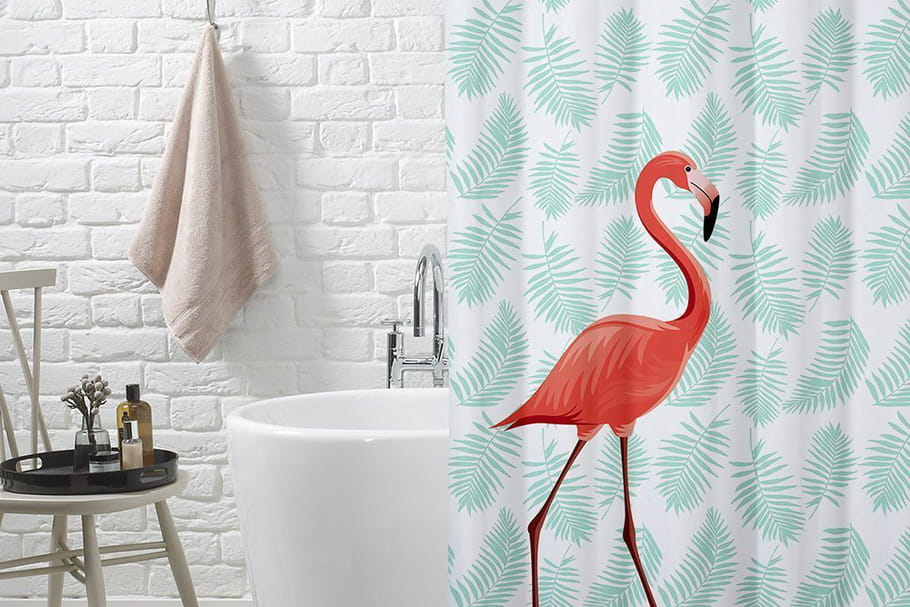 Meilleurs rideaux de douche : des idées tendance