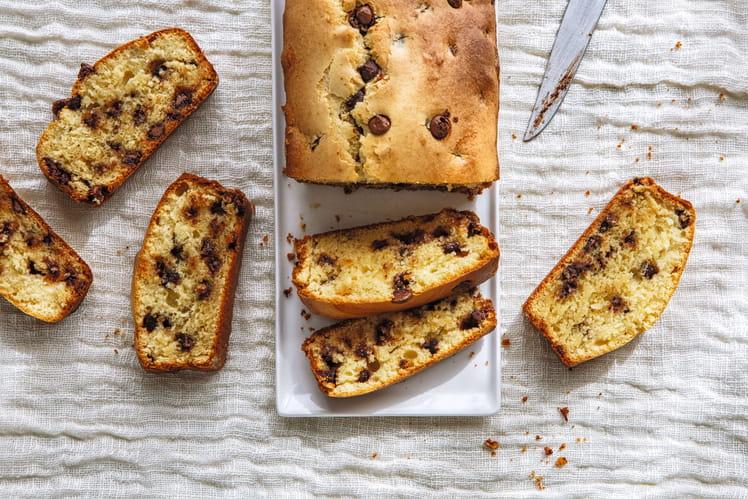 Cake à la vanille et au chocolat