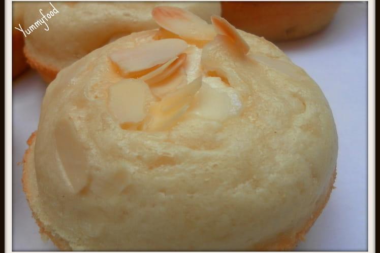 Muffins amande-ricotta