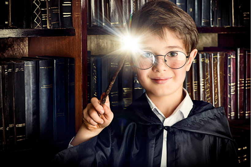 Meilleures baguettes Harry Potter: notre sélection pour enfants