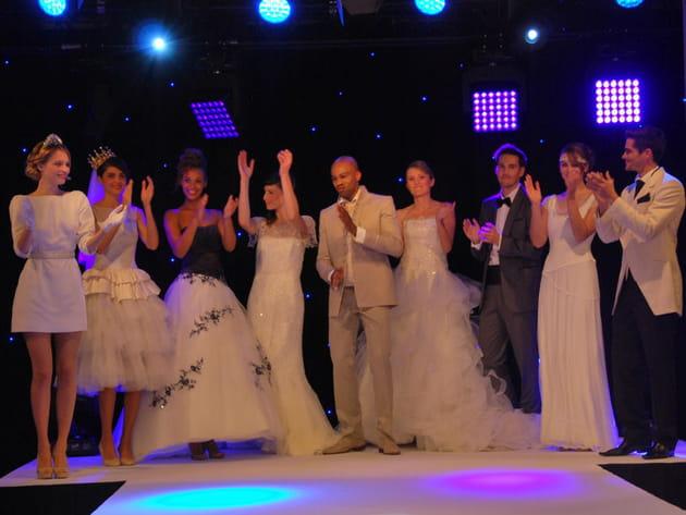 Les plus belles robes de mariée du Salon du Mariage et du pacs