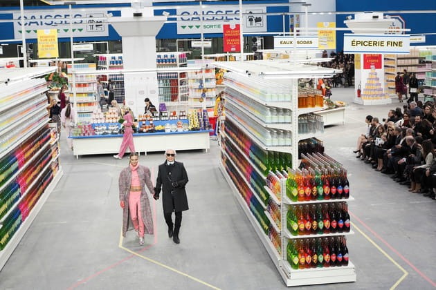 Le shopping center