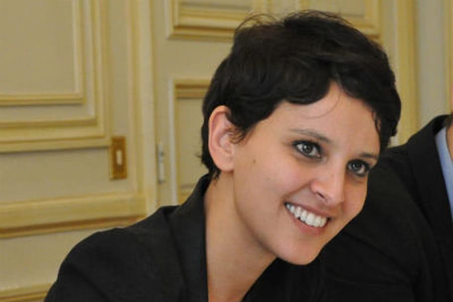 Najat Vallaud-Belkacem donne la parole aux mamans