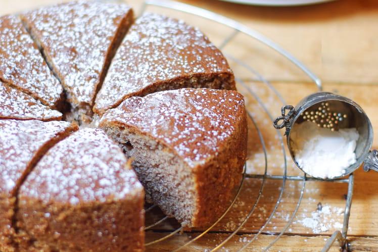 Gâteau Ardéchois à la crème de marrons