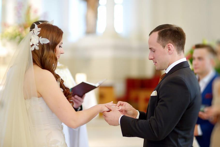 Comment se déroule un mariage à l'église ?
