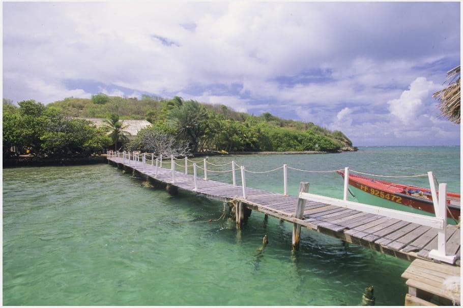 La Maison de l'îlet Oscar, un cocon paradisiaque