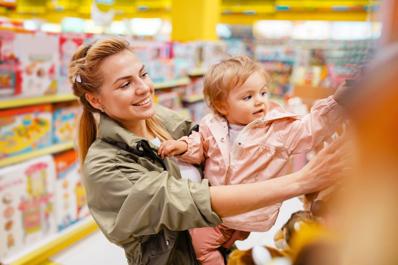 Guide d'achat enfant: jouets, accessoires, puériculture