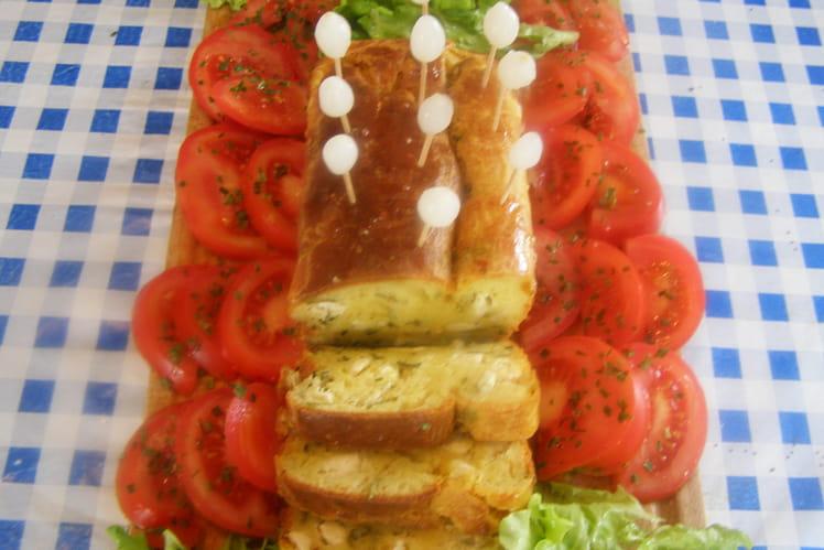 Cake Printemps-Eté