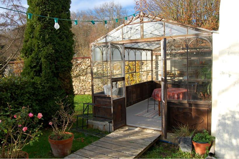Des vérandas et jardins d'hiver plein de charme