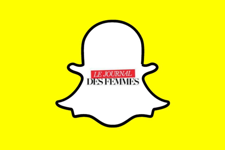 Le Journal des Femmes est sur Snapchat !
