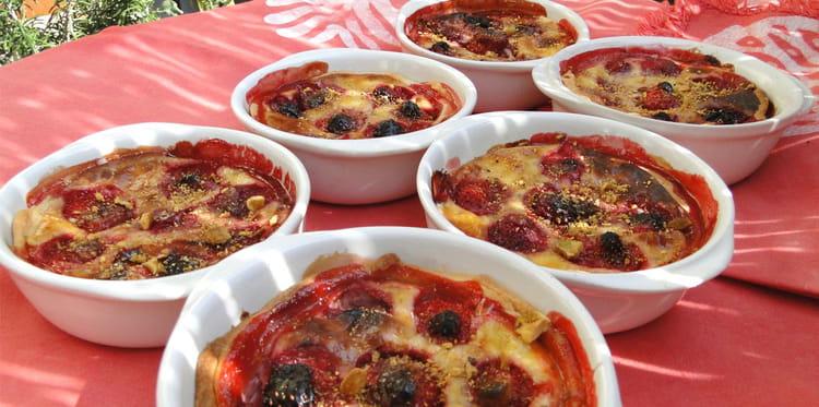 recette de tartelettes aux fraises comme en t au four. Black Bedroom Furniture Sets. Home Design Ideas
