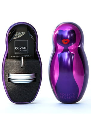 dolly's secrets de caviar de france