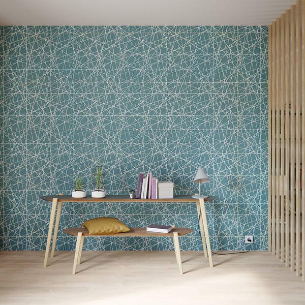 4 Murs Emmanuelle Rivassoux Signe Une Collection De Papiers Peints