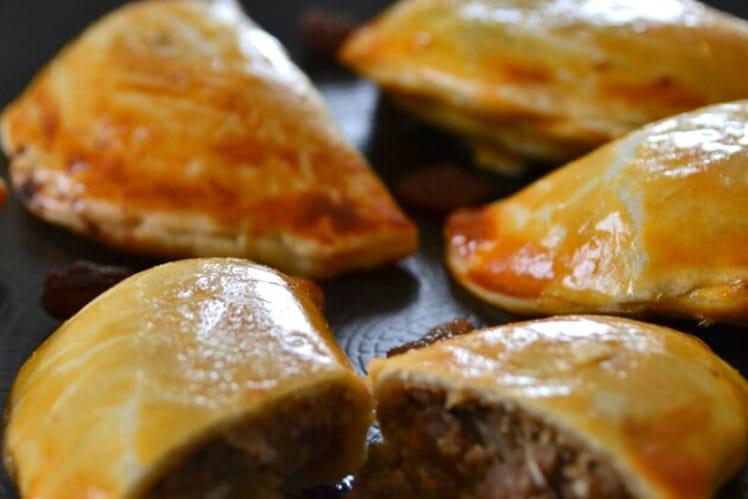 Empanadas de saltena