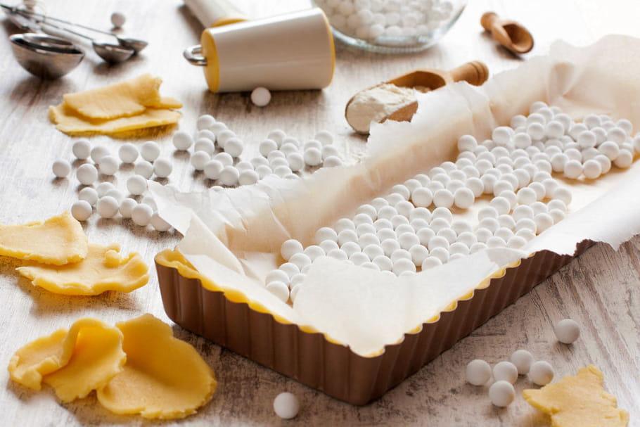 Comment cuire une pâte à tarte à blanc ?