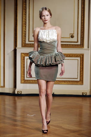 didit hediprasetyo, défilé couture automne-hiver 2011-2012