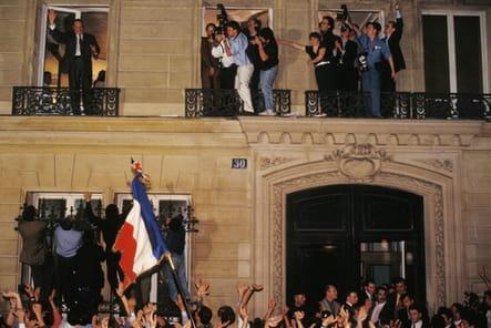 Jacques Chirac : 1995, la victoire