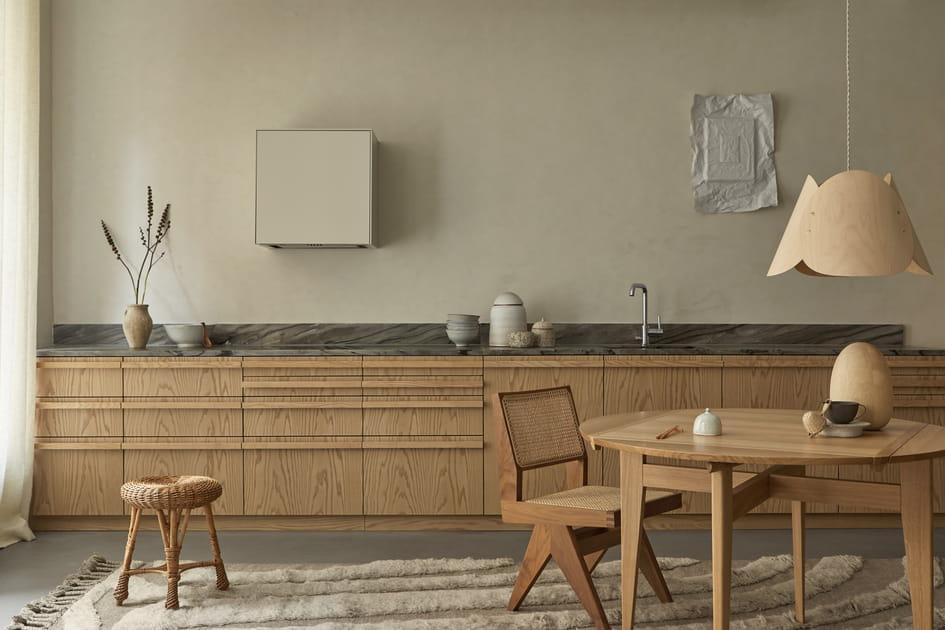 Cuisine IKEA et façades Plain de Superfront