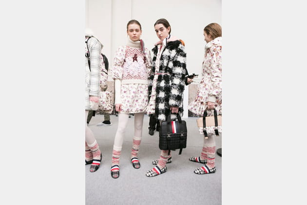 Moncler Gamme Rouge (Backstage) - photo 18