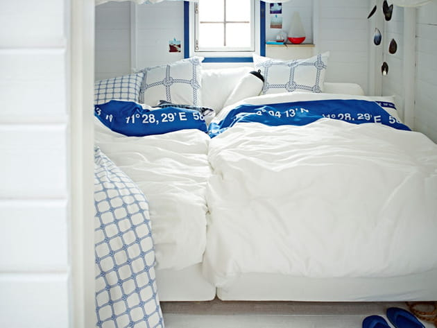 Parure de lit Lisel d'IKEA