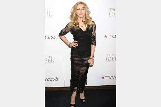 Madonna le 12avril 2012