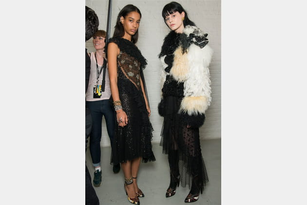 Rodarte (Backstage) - photo 42