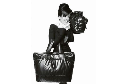 "La campagne ""Coco Cocoon"" avec Lily Allen"