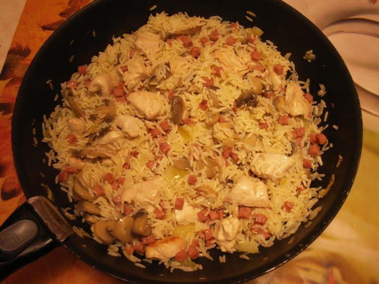 Recette de riz l 39 gyptienne la recette facile - Absorber l humidite avec du riz ...
